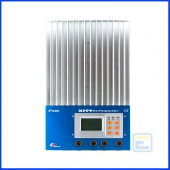 Фотоэлектрический контроллер заряда ETracer-4415N (45А, 12/24/36/48Vauto, Max.input 150V)