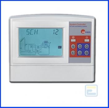 Сонячний контролер для геліосистем під тиском СК618C6