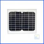 Солнечная батарея 10Вт 12В / ECS-10M / монокристаллическая