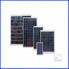 Сонячна батарея 200Вт 24В / ECS-200M /  монокристалічна