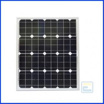 Солнечная батарея 30Вт 12В / ECS-30M / монокристаллическая