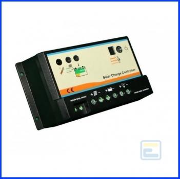 Фотоэлектрический контроллер заряда EPIPDB-COM10 (10А, 12/24Vauto, удаленный LCD, зарядка 2-х бат.)