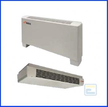 Фанкойл ACWELL FVU 200C (вертикальний і горизонтальний монтаж, 1.5 кВт охолодження, 3 кВт нагрів)
