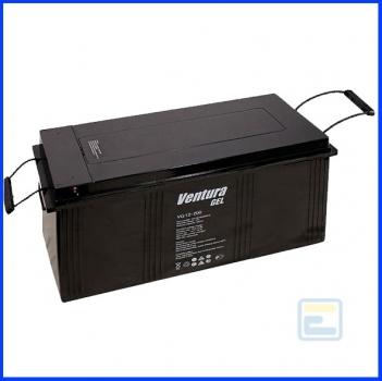 Акумулятор 12В 200А*ч / VG 12-200 / Ventura / GEL