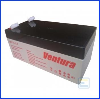 Акумулятор 12В 3,5А*ч / GP 12-3,5 / Ventura / AGM