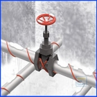Саморегулирующий нагревательный кабель GWS 30-2CR M=30W Lavita
