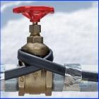 Саморегулирующий нагревательный кабель GWS 24-2CR M=24W Lavita