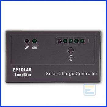 Фотоэлектрический контроллер заряда LandStar LS2024S (20А, 12/24Vauto, PWM, для монтажа в щит)