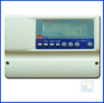 Солнечный контроллер для гелиосистем СК530С8Q