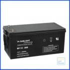 Аккумулятор 12В 200А*ч / SP 12-200 / Sunlight / AGM