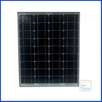 Сонячна батарея 50Вт 12В / SR-M5023650 / Sunrise / монокристалічна
