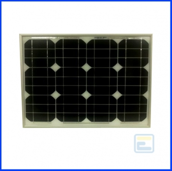 Сонячна батарея 30Вт 12В / SR-M5033630 / Sunrise / монокристалічна