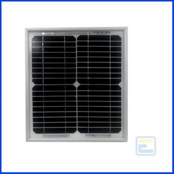Сонячна батарея 10Вт 12В / SR-M5093610 / Sunrise / монокристалічна