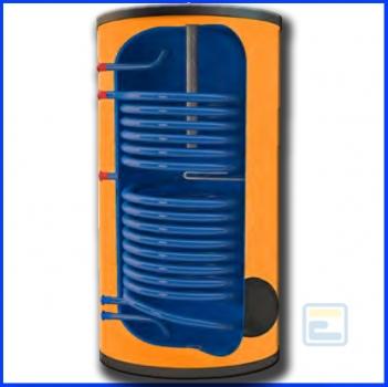 Бак-накопительный АТМОСФЕРА TRM-502, 2 теплообменника+фланец (Турция)