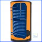 Бак-накопительный АТМОСФЕРА  TRM-802, 2 теплообменника+фланец, съемная изоляция (Турция)