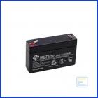 Аккумулятор 6В 1,2А*ч / ВP 1,2-6 /B.B. Battery / AGM