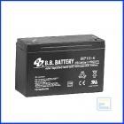 Акумулятор 6В 12А*ч / ВP 12-6 /B.B. Battery / AGM