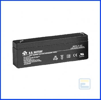 Акумулятор 12В 2,3А*ч / ВP 2,3-12 /B.B. Battery / AGM