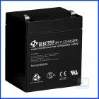 Акумулятор 12В 4А*ч / ВP 4-12 /B.B. Battery / AGM