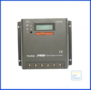 Фотоэлектрический контроллер заряда ViewStar VS6048N (60А, 12/24/48Vauto, PWM, программируемый)